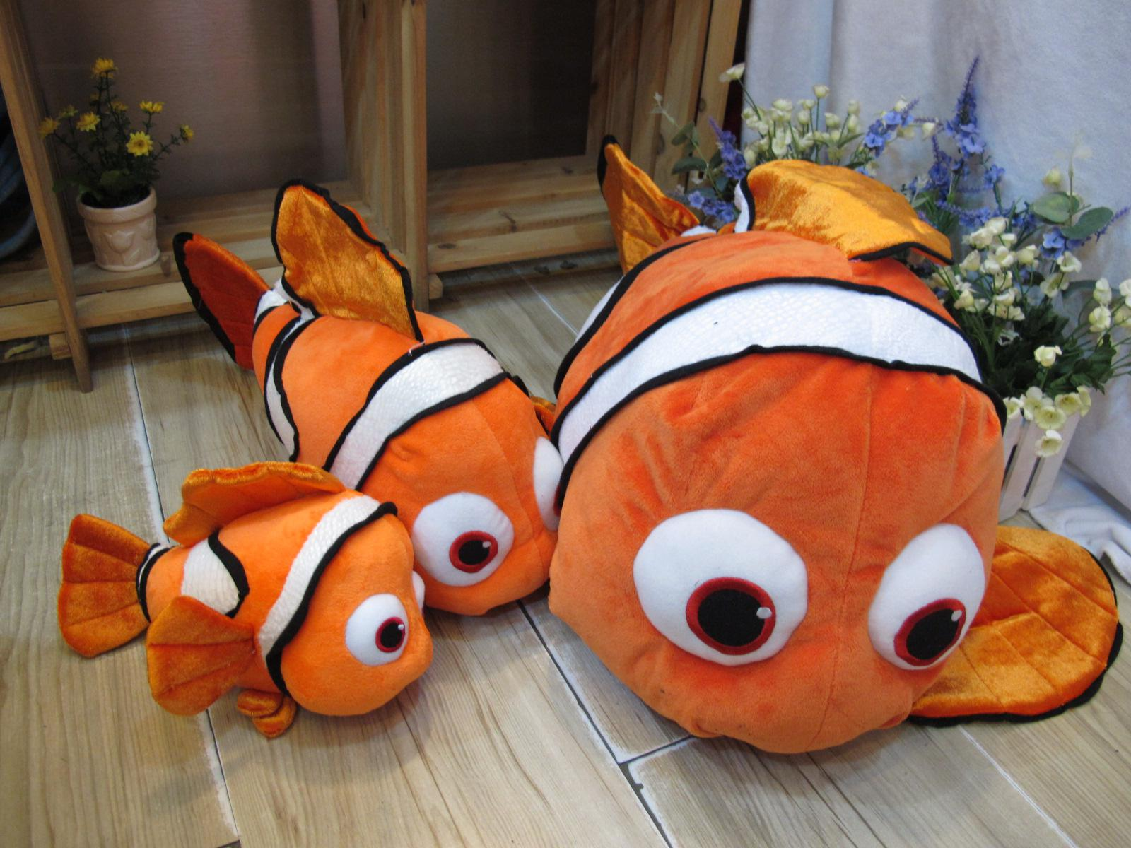 Have finding nemo stuffed toys commit error