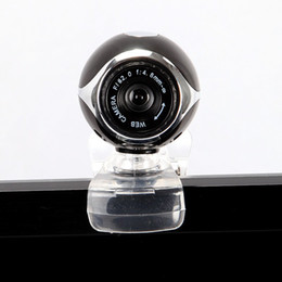 Wholesale Digital Web Cam - 1pc New Free ShippingUSB 50.0M HD Webcam Camera Web Cam With Mic for Desktop PC Laptop Computer