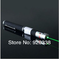 Wholesale Low Priced Laser Pointers - High quality The lowest price made in China REAL 532nm Green Beam laser pointer pen ,free shipping