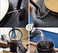 esferas de malha metálica venda por atacado-Infusor de chá de aço inoxidável bule de chá infusor esfera bola de chá bola de filtro 5cm