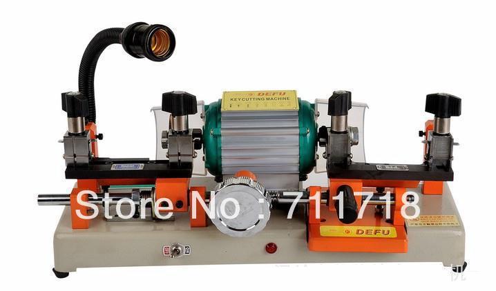 Defu 238bs Double Sides Manual Car Key Cutting Machine Auto Lock