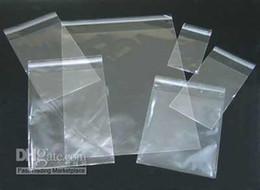 2019 carteras de brocado A estrenar 20 * 28 CM PP Polipropileno Plástico transparente Bolsas de sellado automático Bolsa Mantener fuera del polvo