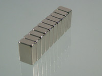 Wholesale Strong Block Magnets - wholesale-10pcs lot block 15mm*10mm*5mm N52 Neodymium Magnets rare earth Permanent Strong Craft