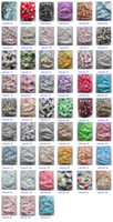 Wholesale Minky Cloth Diaper Covers - 200 pcs Minky diaper with inserts One Size Cloth Diaper Waterproof Breathable PUL Reusable Diaper Covers pants for Baby