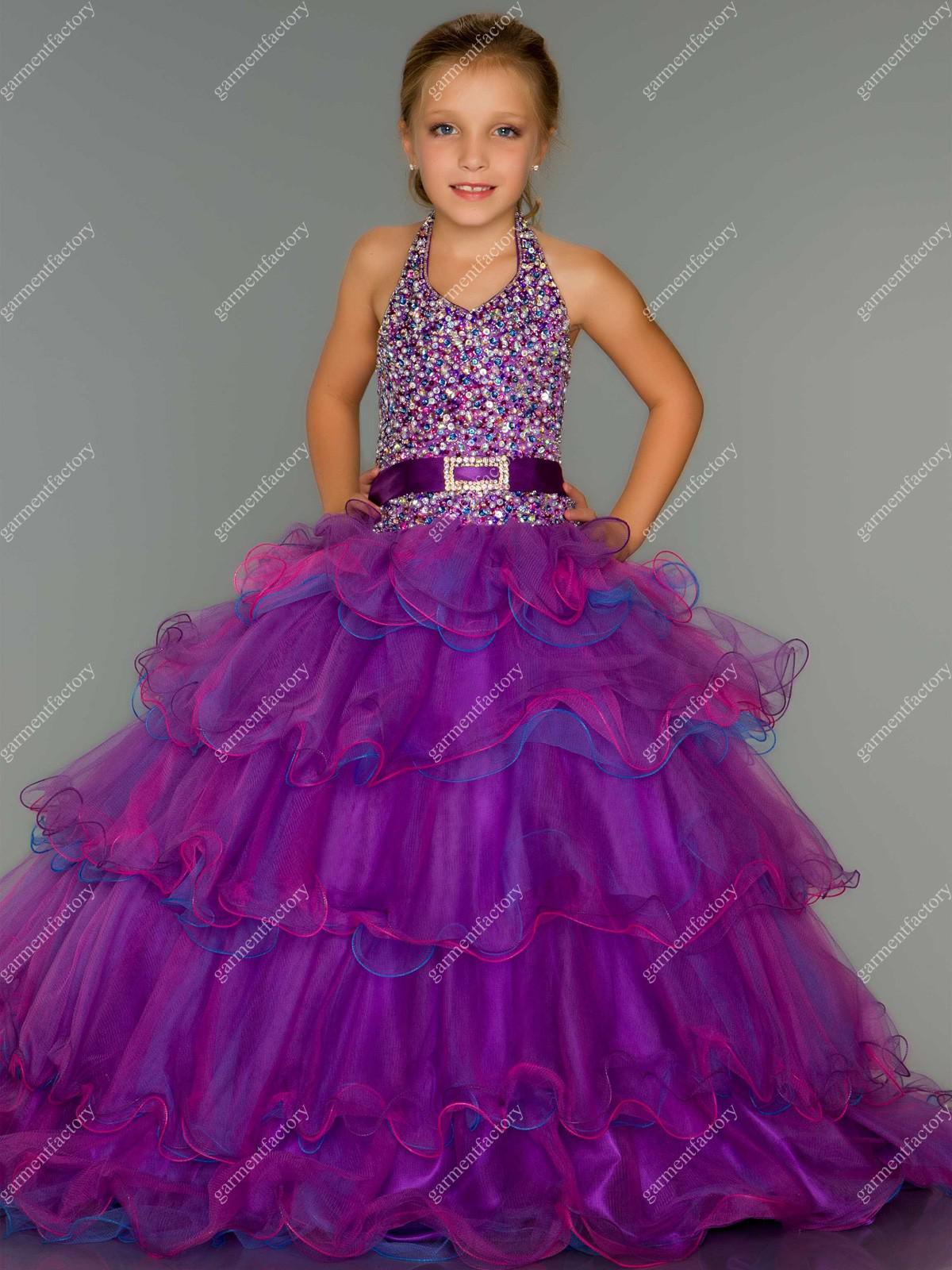 Party Dress For Girl - Ocodea.com