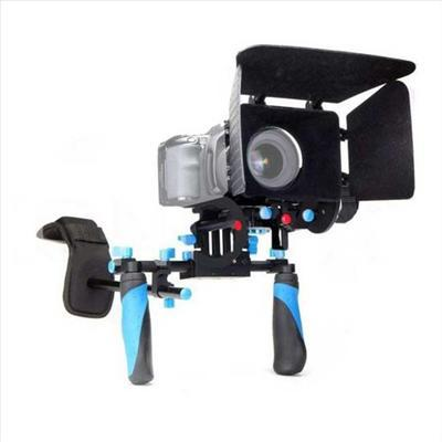 Shoulder Ring Follow Focus DSLR Video Camera Stabilizer Matte Box Steadycam