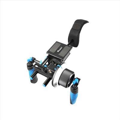 Schulterring Follow Focus DSLR Videokamera Stabilisator Matte Box Steadycam