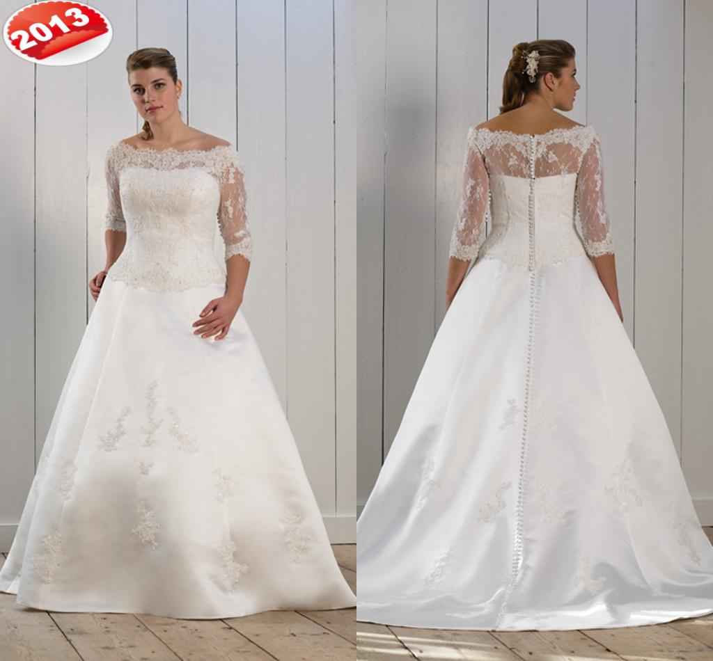Cheap Wedding Dresses Uk Plus Size | Wedding