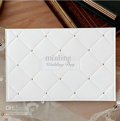 Elgant White Wedding Invitation CardsWedding Favors Party Supplies Gb199 Free Invitations Homemade From Minling
