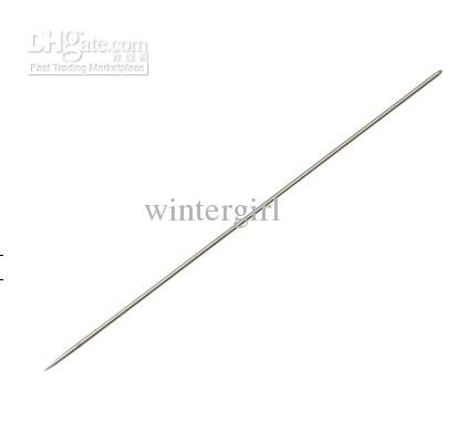 Top quality and durable 500x1RL Permanent Makeup Eyebrow Needles Sterilized Make-up For Pen Machine Round Size CN-1