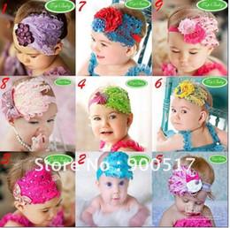Wholesale Top Baby Headband New Design - Order 15pcs need 20 days shipping TOP BABY headband infant new designs headwear hair ornaments