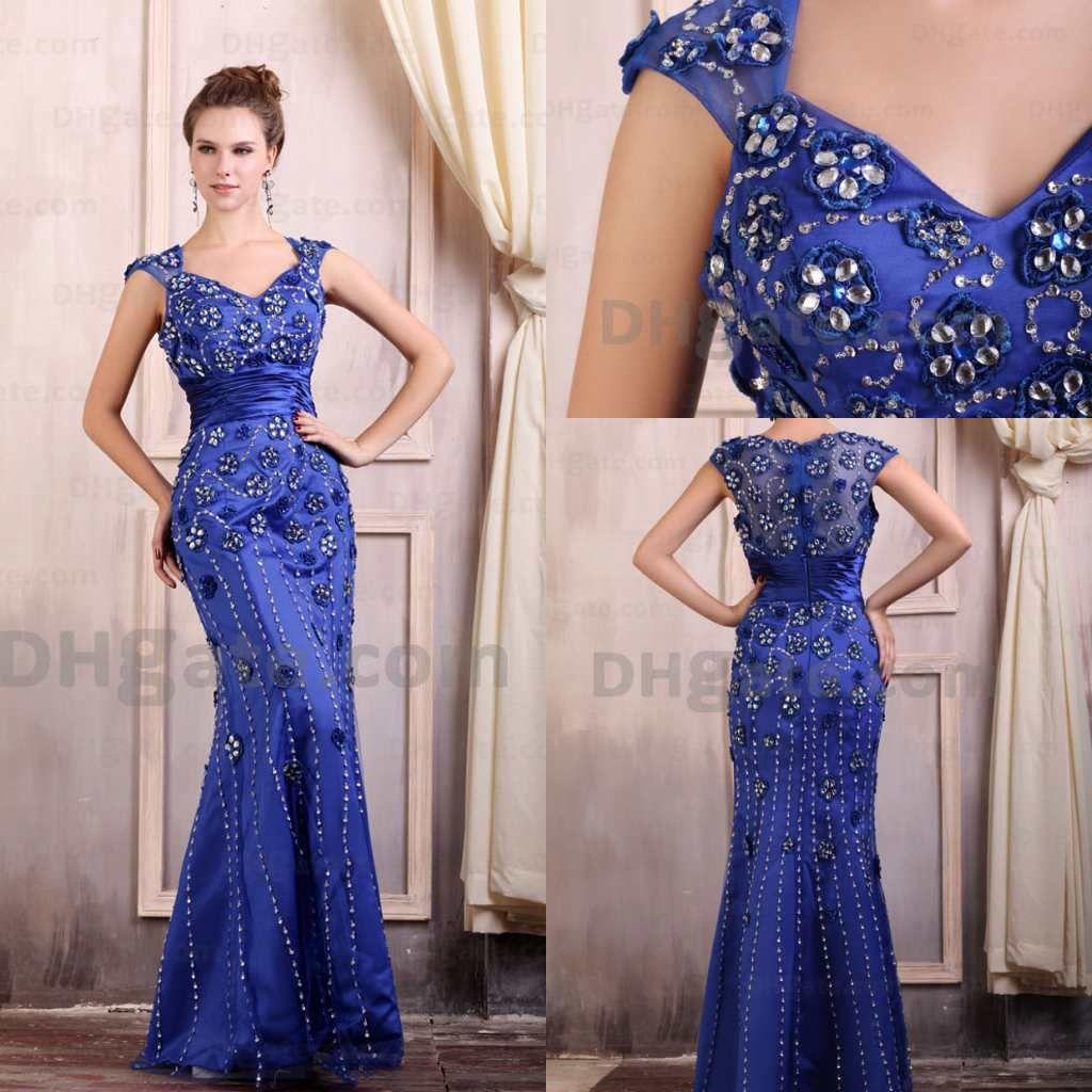 Cute Maxi Dress, Blue Embroidered maxi Dress, Summer Maxi Dress, Blue  Purple Embroidered