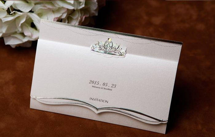 Simple White Wedding Invitation Cards Business Meeting Cards – Invitation Card Business