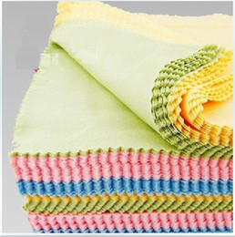Wholesale Microfiber Lens Cloths - Colorful Microfiber Glasses Cloth Lens Cleaning Phone Cloth Eyewear Cloth Sunglass Cloth 5pcs lot