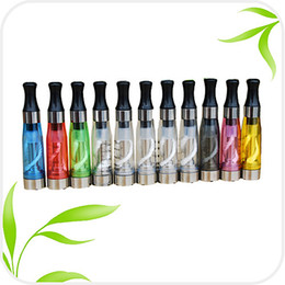 Wholesale Ego Ce4 V3 Atomizer - Popular Clearomizer CE4 V3 CE5 CE6 atomizer Multicolor CE4 cartomizer with long wick for ego battery
