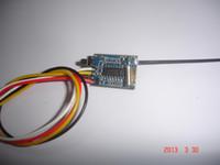 uhf module venda por atacado-200mW UHF transmissor sem fio de áudio e vídeo UHF video remetente AV Transmission Module