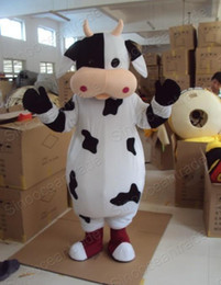 $enCountryForm.capitalKeyWord Canada - Cow Mascot Costume Fancy Dress Outfit EPE