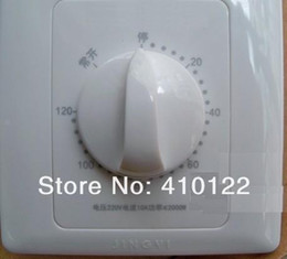 Wholesale Digital Timers Relay - 120 Minutes Digital Timer Mechanical Time Switch Relay Control Kitchen Socket
