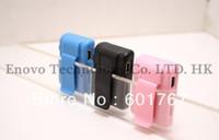 Wholesale C Clip Mp3 Player - Mini Mirror Clip MP3 C-shape with TF card Sport Pod Player WIHTOUT SCREEN Lecteur Reproductor Leitor mp3 20pcs lot