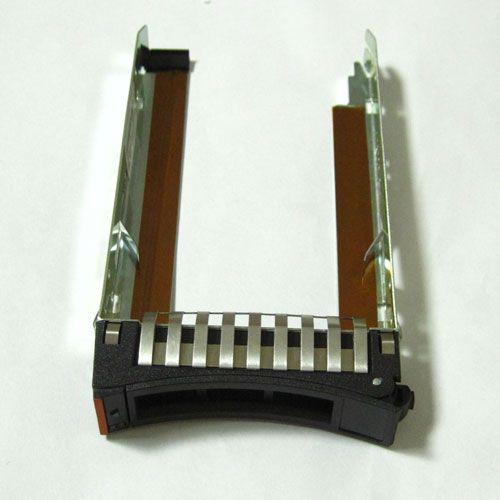 Portador da bandeja do disco rígido do servidor do SAS SATA de 2,5 polegadas para o SERVIDOR de IBM