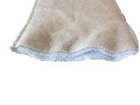 couches de bébé bio achat en gros de-50 pièces 4 couches d'insertion en coton organique de chanvre lavable réutilisable pour couches de couches en tissu pour bébé