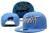 Wholesale Mob Snapback - Yakuda's Store Trukfit Mob Snapback Hats Adjustable Hats Blank Snapback Hats Sport Hats Caps