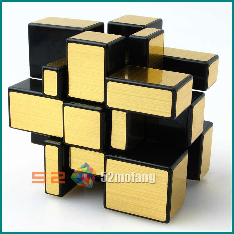 2020 Gold Puzzle Mirror Cubes 3x3x3 Rubiks Cube Educational Toys Puzzle Game From Linktone 8 32 Dhgate Com