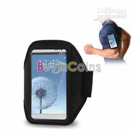 Wholesale Galaxy S3 Arm - Sports Armband Gym Band Exercise Case Arm Cover for Samsung Galaxy S3 III i9300 [21406|99|01]