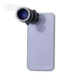 Wholesale Optical Zoom Galaxy S3 - 20PCS LOT DHL Free shipping , 8X Optical Zoom Telescope Camera Lens For galaxy s2 s3 i9100 i9300 iph