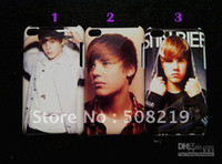 Wholesale Hard Case For Touch 4g - Free shipping 3pcs lot The Justin bieber case music SINGER Hard Case for i touch 4 4G 4TH For i touc