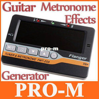 Wholesale LCD Display Color screen Metronome Tone Generator Tuner Wind Instruments Flute Saxophone Flanger FMT RC