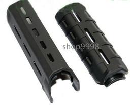 Wholesale Quad Rails - 7 inch handguard quad rail system Black