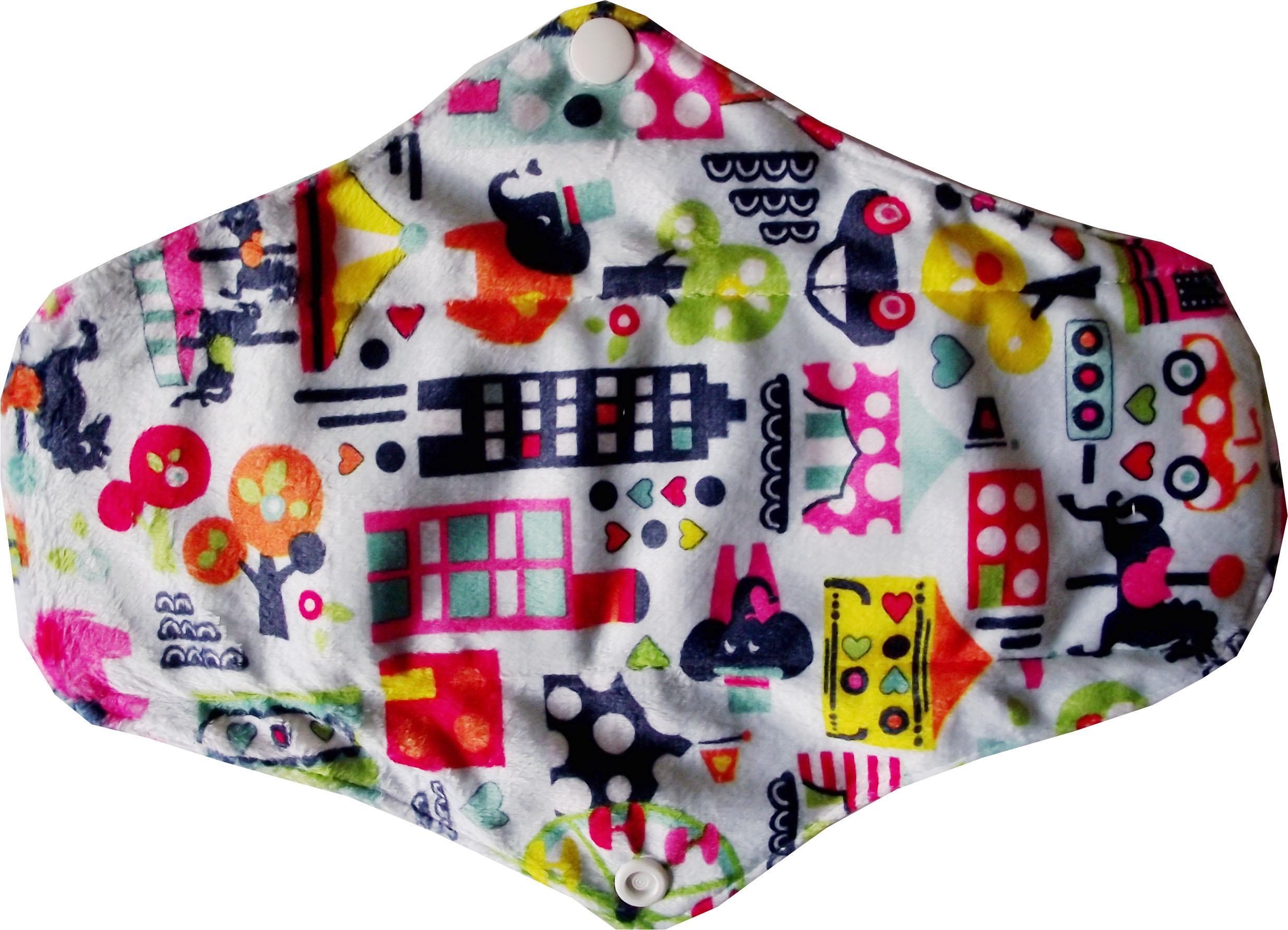 2013 Reusable Bamboo Mama\'s Cloth High Quality Menstrual Pads Liners ...