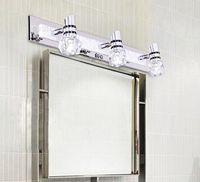 Modern minimalist LED K9 Crystal Wall Lamp Bedroom Bedside L...