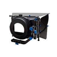 ingrosso sfondo bianco musulmano-Scatola opaca professionale DSLR Mattebox per aste 15mm per video
