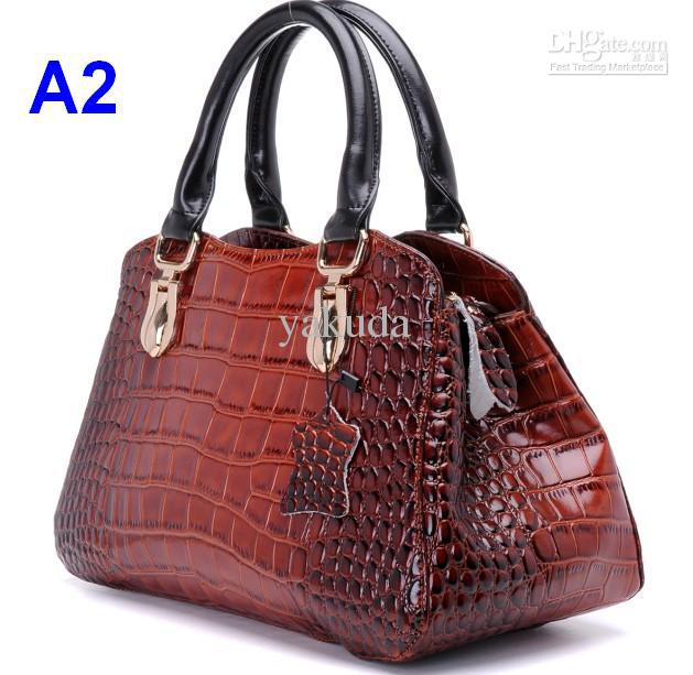 Wholesale Handbags Alligator Handbag Tote Classic Bag ,Designer ...