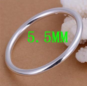 Alta qualidade MIX 20 Estilo chapeamento 100% 925 Pulseira De Prata Moda Jóias 20 pçs / lote