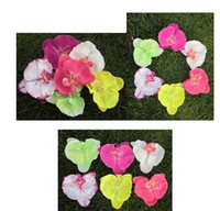 Hair Clips orchid corsages - Deserve to act the role of manual cloth corsage butterfly orchid clothing flower