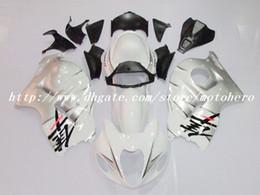Wholesale 98 Gsxr Fairings - ABS fairings for GSXR1300 hayabusa 1997-2007 GSXR 1300 97 98 99 00 01 02 03 04 05 06 07 motorcycle fairing kit