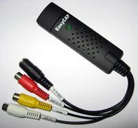 Wholesale Acquisition Card - EasyCAP USB video acquisition card all the way to monitor acquisition card USB acquisition card