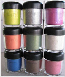 Wholesale Easy Deal - 2015 hot in stocks cheap deal Low price processing 7.5g eyeshadow 12pcs lot (Random Color)