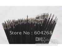 Wholesale Unique Balls - Unique Syringe Pens Refills Ball point refill Black color 500pcs lot Free Shipping