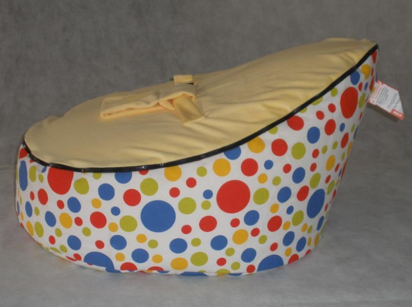 2019 Wholesale New Pattern Base Baby Bean Bag Doomoo Seat