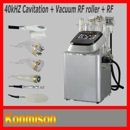 Wholesale Rf Roller - Latest cavitation RF machine for sale with RF+40KHZ Cavitation+Vacuum RF Roller