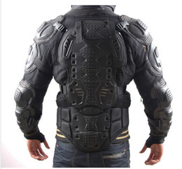 Wholesale Xxl Body Armor - 3rd generation Motorcycle Full Body Armor Racing Jacket Spine Chest Protection protective clothing