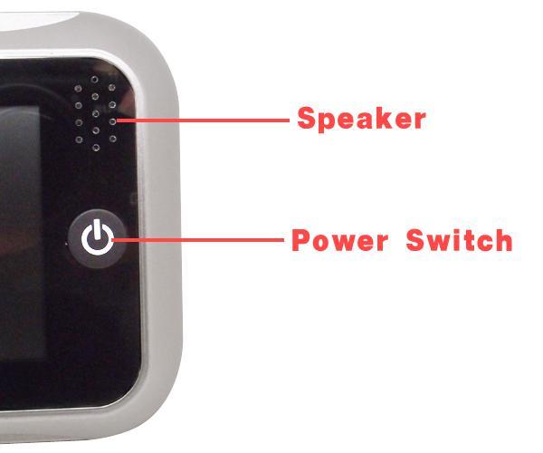 3.5 inç TFT LCD ekran video Kayıt Kapı Zili Görüntüleyici Kapı Peephole Güvenlik Kamera 32 GB destek