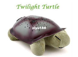Wholesale Twilight Night Lights - New Romantic Star Night Light Constellation Lamp,Baby Twilight Turtle Projector led lamp