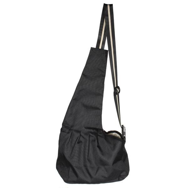 Prix le plus bas / noir oxford drap sling chien chien porte-chat porte-chat sac à bandoulière