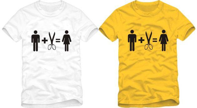 New Arrival Chinese Size S Xxxl Funny T Shirt Scissors Tshirts ...