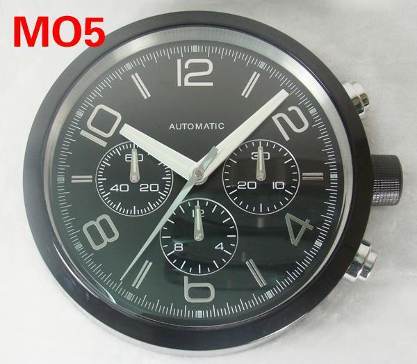 Black Wall Clocks luxury home decor black wall clocks movement quartz brand watch